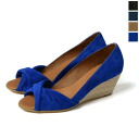 12 / 4 Up to 3:59! Marta by gaimo Malta by gaim goliat / suede leather peep toe pumps-m-goli-a (4 colors)
