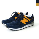 Until 7/11 1:59! new balance New Balance Running Style / M576 suede sneakers (all two colors)