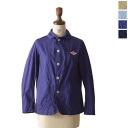 11 / 12 Up to 1:59! Danton Danton proof round collar work jacket & jd-8447 (3 colors) (S-M-M-L)