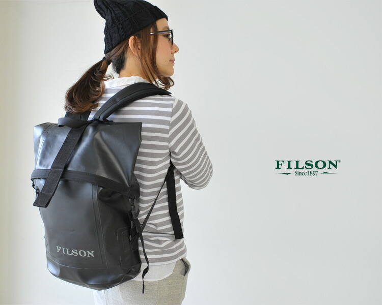 Crouka | Rakuten Global Market: FILSON Filson DRY DAY BACKPACK and ...