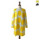 Marimekko Marimekko Metso Jersey/KIURU dot design one piece, 5253142049 (2 colors) (XS, S, M)
