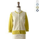 Lily picot Lily Picot lace cotton knit Cardigan-192-809 (4 colors) (free)
