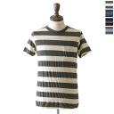 Velva Sheen Sheen】Pack wide Bader crewneck t-shirt 161405 (4 colors) (S, M, L)