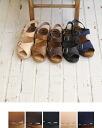 expert expert cross-strap Sandals / 903 (4 colors)
