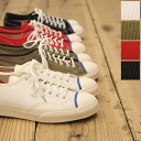 11 / 21 Up to 9:59! Quesorvel × U.S.RUBBER TYPE キソヴェル x U. S. Rubbermaid COURTKING / コートキング canvas sneakers (4 colors)