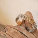 Until 7/30 23:59! Gary Reeves Navaho Gary Reeves stump work silver bangle