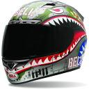 BELL VORTEX FLYING TIGER ヴォルテックス 플 라 잉 타이거 풀 페이스 헬멧/BELL (벨) 오토바이