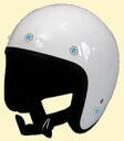 헬멧 쉴드 추가 단추에 대 한 새로운 감각의 액세서리! 스타 도트 단추/DAMMTRAX (ダムトラックス) 자전거 액세서리