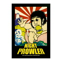 NIGHT PROWLER DVD night p roller skate board ( skateboard ) ( SKATEBOARD )