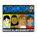 M × M × M MOSHI MOSH ( magicalmoshmisfits ) DVD mosimosh skate board ( skateboard ) ( SKATEBOARD )