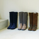 * REAL CUBE Made in JAPAN NEW! soft switching design this suede boots (8900) fs3gm