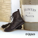 The eternal must have brands ☆ trippen lace-up boots (NOMAD-WAW-22)