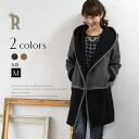 ≪Too wool coat (415175) with percent ≫ Buyer's select Made in Japan by color food