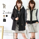 Buyer's select MadeinJapan 3WAY cotton MIX mods coat mokomoko ZIP up vest with (424138)