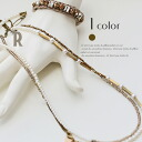 P12Sep14 impossible of REAL CUBE MadeinJapan 5WAY many functions antique gold bijou long necklace & bracelet (RM-004) ★ shipment ※ returned goods, exchange