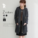 Select buyer's Made in Japan cable knit design switching ZIP up no color coat (415169)