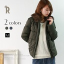 «Advance purchase discount» Cloche stretch 3-WAY down coat of fur with possible outside (452-84503)