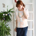 «Advance purchase discount» Buyer's select floral switch Dolman blouse (27W-217)