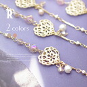 ☆ heart motif jewel long necklace (R-137) ★ shipment ※ returned goods exchange impossibility fs3gm positive by casual brightness
