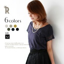 tricot tricot レーススリーブ T shirt (un 611131) ★ ships