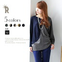 vingtrois wool MIX ☆ アシンメトリーバイ color knit (148-92680)