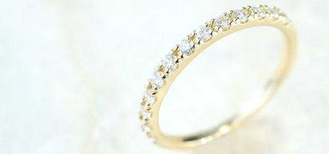 K18 diamond ring glorious 0.3ct