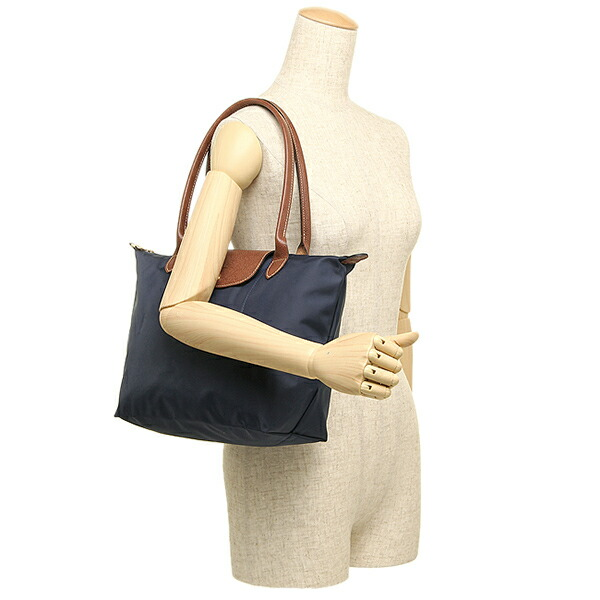 Brand Shop AXES: Longchamp tote bags pliage LONGCHAMP 2605 089 556 pliage shopping Tote Navy - Purchase now to accumulate reedemable points!