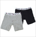 TOMMY HILFIGER Tommy Hilfiger クラシックボク Saab reef men's Boxer shorts 4 Pack M-size (standard size: l Japan equivalent) 09T0006-099/M