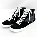 EMPORIO ARMANI sneaker black 2014 / 15 winter new 278004 4P299 00020 Emporio Armani leather shoes shoes mens 02P12Oct14