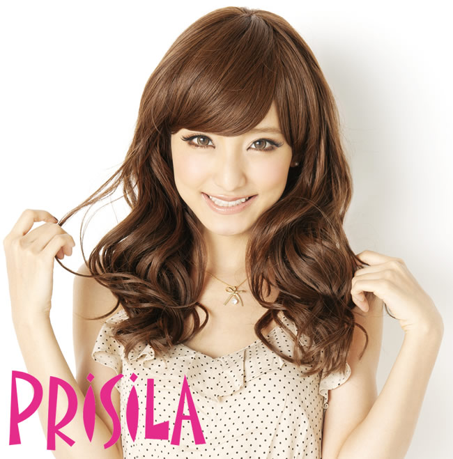 Priscilla Wigs Japan 15