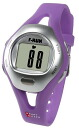 "Heart rate monitor watch buzz right now! Other heart rate monitor features, targeted two of the clock (with alarm), stopwatch features a simple model ""F-RUN ( Efrain ) heart rate heart meter :HM07PL (Silver purple), fs3gm"