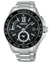 Seiko brightz SEIKO BRIGHTZ solar wave watch mens watch Executive line SAGA111 [free size]