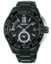 Seiko brightz SEIKO BRIGHTZ solar wave watch mens watch Executive line SAGA113 [free size]