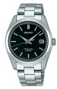 Seiko mechanical mens mechanical watch black SEIKO Mechanical SARB033 [free size]