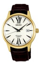 Seiko mechanical mens mechanical watch cocktail time series gold SEIKO Mechanical SARB066