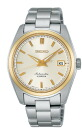 Seiko mechanical mens mechanical watch gold SEIKO Mechanical SARB070 [free size]