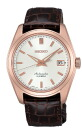 Seiko mechanical mens mechanical watch pink gold SEIKO Mechanical SARB072