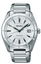SEIKO mechanical men machine type watch white SEIKO Mechanical SARY001 <size adjustment free of charge>