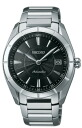 SEIKO mechanical men machine type watch black SEIKO Mechanical SARY003 <size adjustment free of charge>