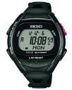 Digital watch solar black SBEF001 for SEIKO Pross pecks supermarket runners running