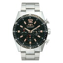Clock / technos mens watch technos watch chronograph with watch T1019TH: size adjustment free: fs3gm