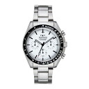 Clock / technos mens watch technos watch chronograph with watch white characters Edition T4146SW [size adjustment free: fs3gm