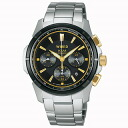 セイコーワイアード watches mens watch chronograph AGAD037