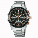 セイコーワイアード watches mens watch chronograph AGAD038