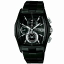 SEIKO wired watch men clock chronograph AGAV013