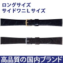 Clock belt clock band BW251 long size Bambi side crocodile large size men clock belt 16mm 17mm 18mm 19mm 20mm fs3gm