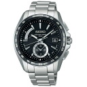 SEIKO Brights solar electric wave correction men watch SAGA159