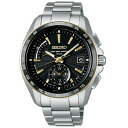 SEIKO Brights men watch electric wave solar radio time signal SAGA160