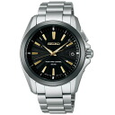 SEIKO Brights men watch electric wave solar radio time signal SAGZ073