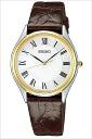セイコードルチェアンドエクセリーヌ watch men clock quartz SACM152